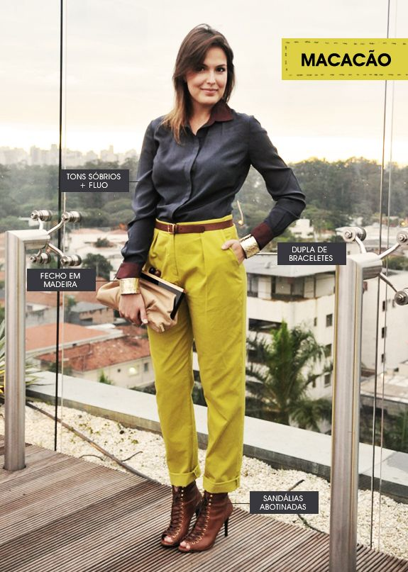 macacão: Indi Park, To Inspire, Business Style, Blog Found, Work Outfits