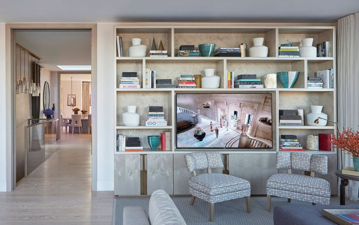 Helen Green Design - Penthouse South, Knightsbridge ©