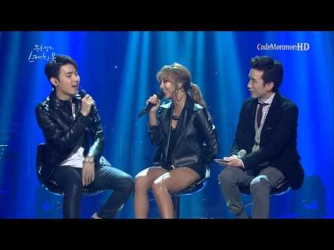 Hyorin(Sistar) & JooYoung - Some (Dec 5, 2014) - YouTube