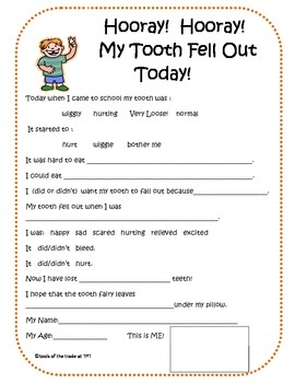 It is so exciting when one of my little ones loses a tooth!  Here is an activity to make it extra fun and give it a little extra attention!They h...: Classroom, B Ideas, Extra Fun, Tooth, Kids Activities, Extra Attention They, Parenting Kids, School Ideas, Attention They H Repin