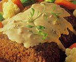 Campbell′s Souper Meatloaf made with Lipton onion soup mix