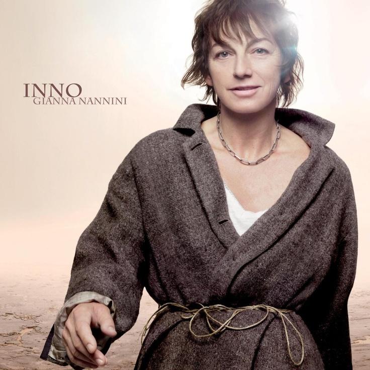 album cover art: gianna nannini - inno [2013]
