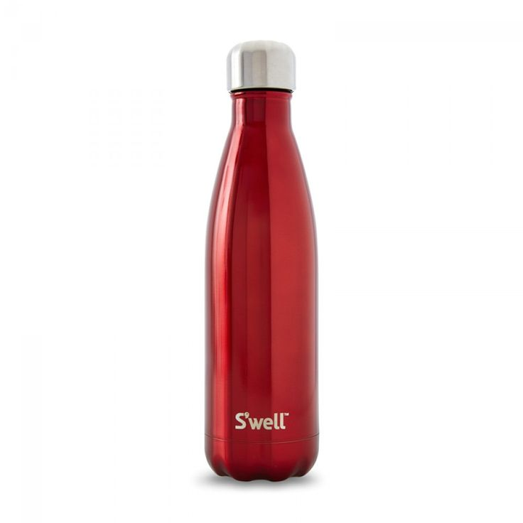 S'well® Rowboat Red Water Bottle, 17 oz | A beautiful S'well Water Bottle in festive red! Perfect for the Holidays.