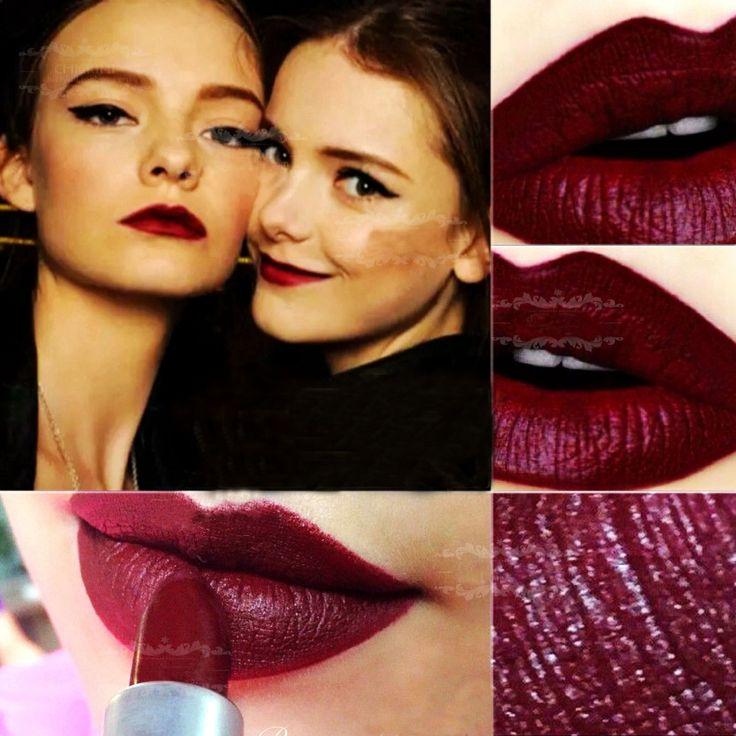 2016 Maquiagem Batom Matte Band Makeup Vampir Dunkle Rote Lippen Tattoo Kosmetik Lila Wasserdicht Matte Lippenstift Lot labiales matte