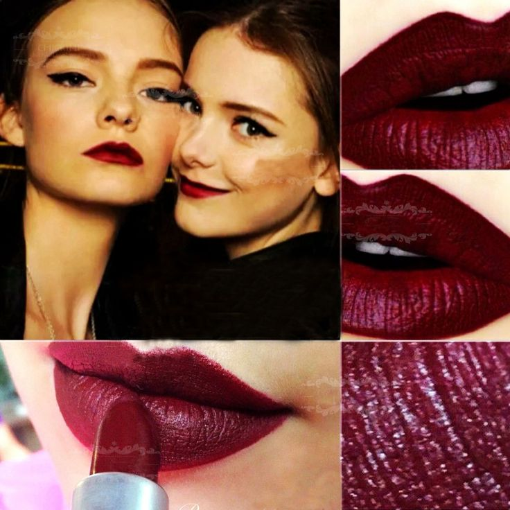 2016 Maquiagem Batom Matte Band Makeup Vampire Dark Red Lip Tattoo Cosmetic Purple Waterproof Matte Lipstick Lot labiales matte