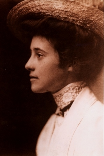 Junior League Founder Mary Harriman