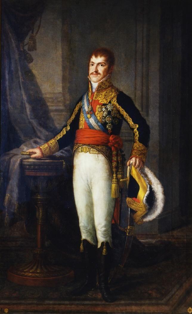 Don Carlos María Isidro De Borbón Aranjuez 29 De Marzo De 1788 Trieste 10 De Marzo De 1855 Fue Infante De España Y Infantas De España Borbon San Fernando