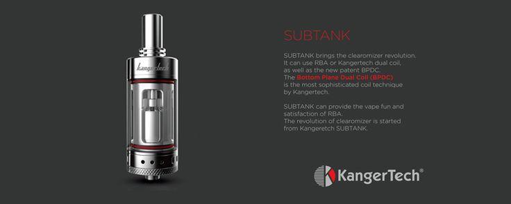 Kangers new Tank