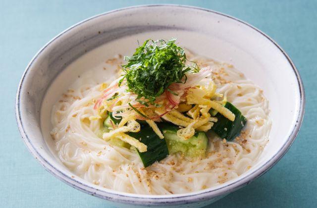 大豆の栄養が凝縮! 「豆乳」を使った夏にぴったりな特選レシピ