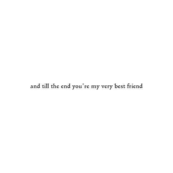 Best Friend   A Leighton Tyler Quote💘
