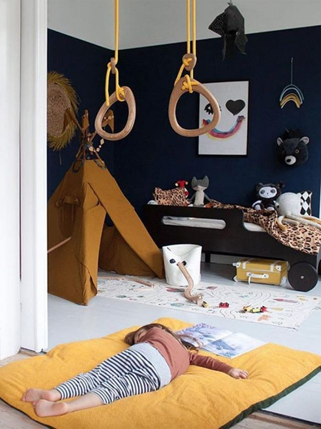toddler room in dark tones rafa kids creative kids rooms ideas rh pinterest com
