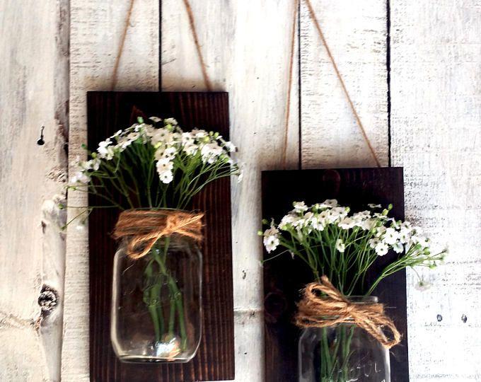 Best 25+ Mason jar sconce ideas on Pinterest   Country ...