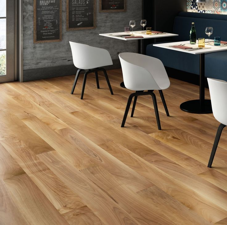 #Parquet Noce Vision, Dream 160 collection by Woodco #wood #restaurant #floor #contract #commercial