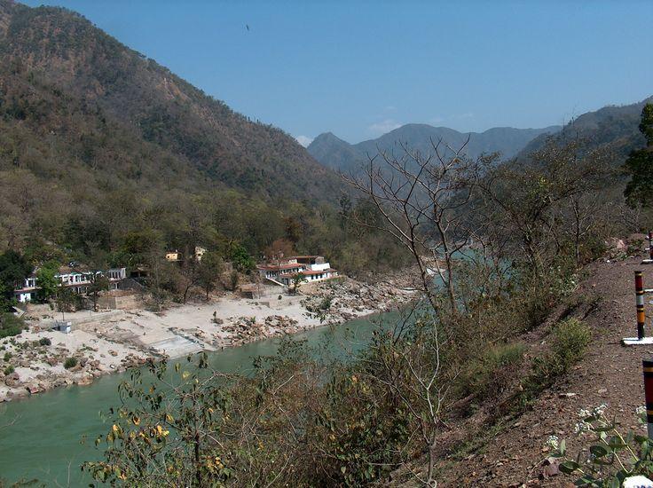 Rishikes, Ganga