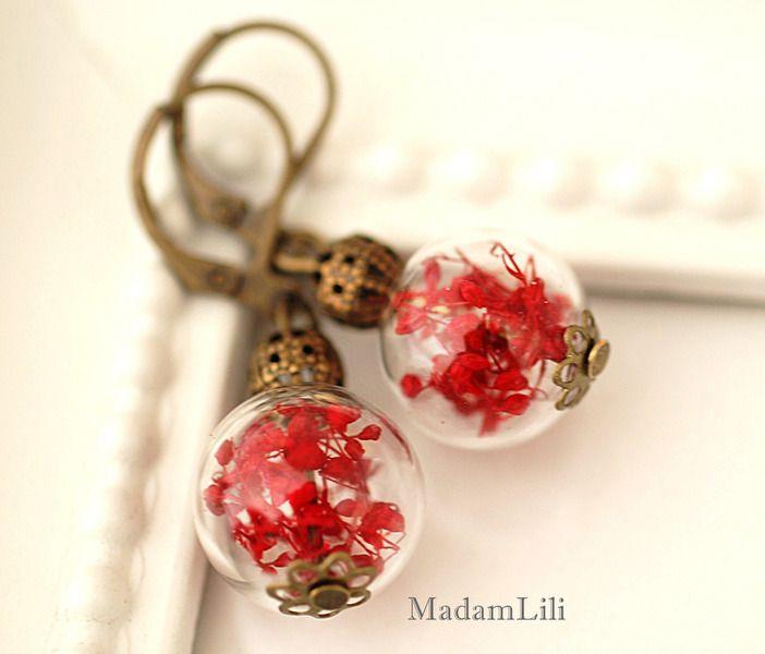 Happy Summer II - un pedazo de naturaleza de MadamLili® ♥ Joyas nostalgicas para los románticos ♥  por DaWanda.com