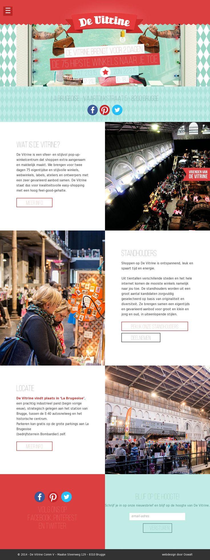 Op zaterdag 21 maart en zondag 22 maart staat MamaLiefs op de gezellige webwinkelbeurs 'De Vitrine' in het mooie Belgische Brugge. Kom je gezellig langs?  The website 'www.devitrine.com' courtesy of @Pinstamatic (http://pinstamatic.com)