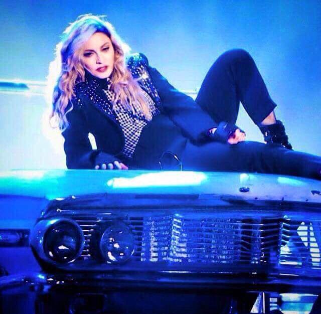 Madonna Rebel Heart Tour