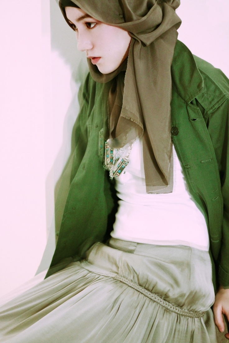 Hana Tajima Hanger Magazine