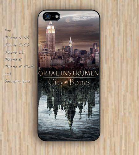 iPhone 5s 6 case mortal instruments colorful phone case iphone case,ipod case,samsung galaxy case available plastic rubber case waterproof B363