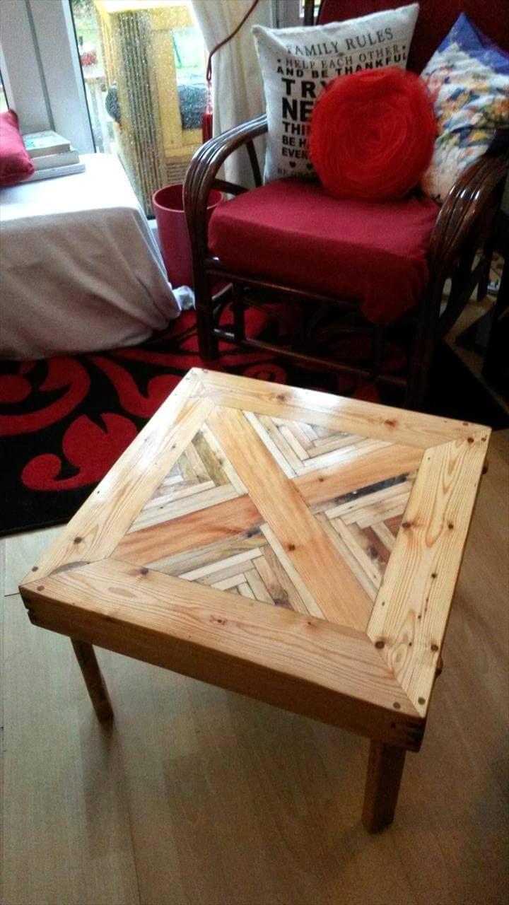 38 besten Pallet Table Bilder auf Pinterest | Mesas, Möbel und ...