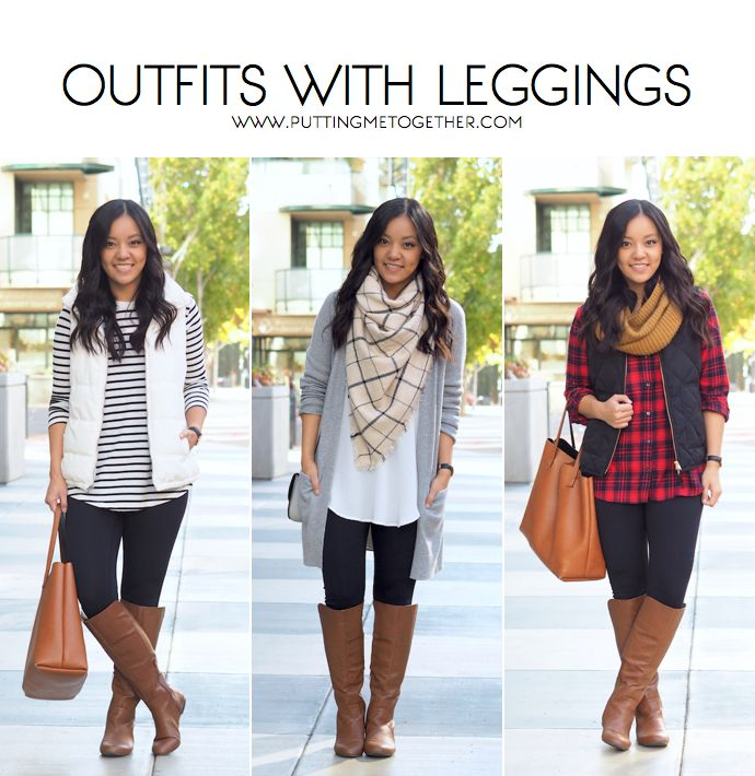 Thick Awesome Leggings + 9 Long Tops for Leggings | Putting Me Together | Bloglovin'