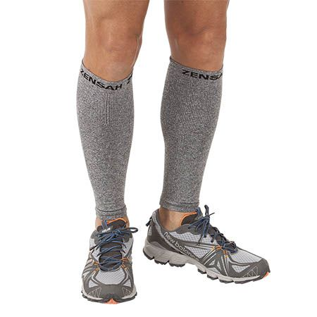 Compression Leg Sleeves by Zensah  WODatHome.com