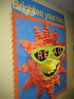 School+Library+Bulletin+Board+Ideas | School Library Media Center Bulletin Boards-(Check my other posts for ...