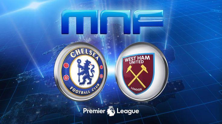 Highlight Pertandingan Chelsea 2 - 1 West Ham ( Premier League Pekan 1 )