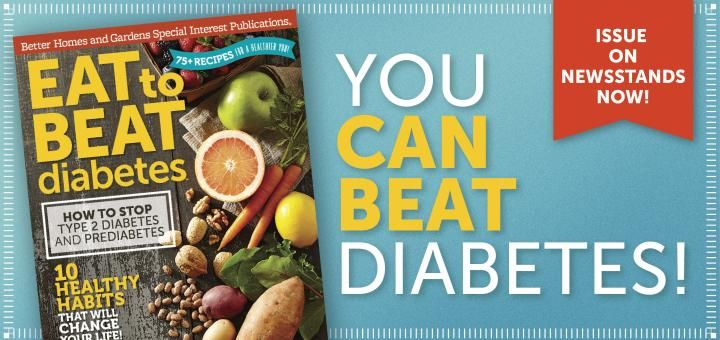 Home | Diabetic Living Online