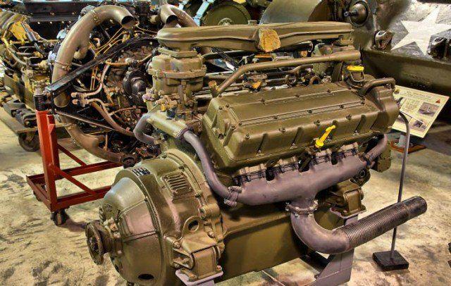 The Monstrous 18 litre V8 Ford GAA: The Biggest Petrol V8