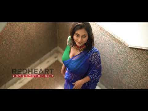 30d90c7dc5d Sareee Fashion   Maria   Blue Print Saree   Full HD   Episode 16 ...
