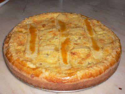 La Pastiera un dolce che difficilmente manca sulle tavole dei napoletani a Pasqua