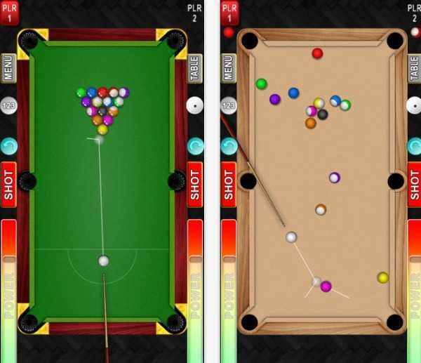 Get FREE the premium iOS game – Pool+ the fun, easy to use, accurate game for iOS devices! Play 8-ball pool on your mobile device against your friend. The object of the game is to pocket your set of assigned balls (solid or striped) and finally pocket the black ball to designated pocket. Features: 8-ball (US or …