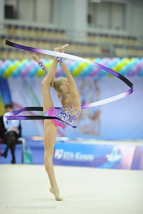 Even though I am not technically a gymnast a girl can dream!
