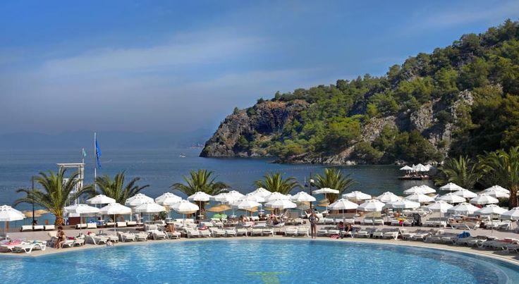 Resort Hillside Beach Club - Fethiye, Turkey Best Hotel EVER!!