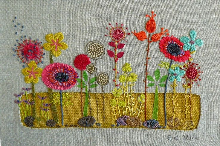 Liz Cooksey Summer Meadow