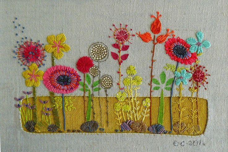 Liz Cooksey Summer Meadow