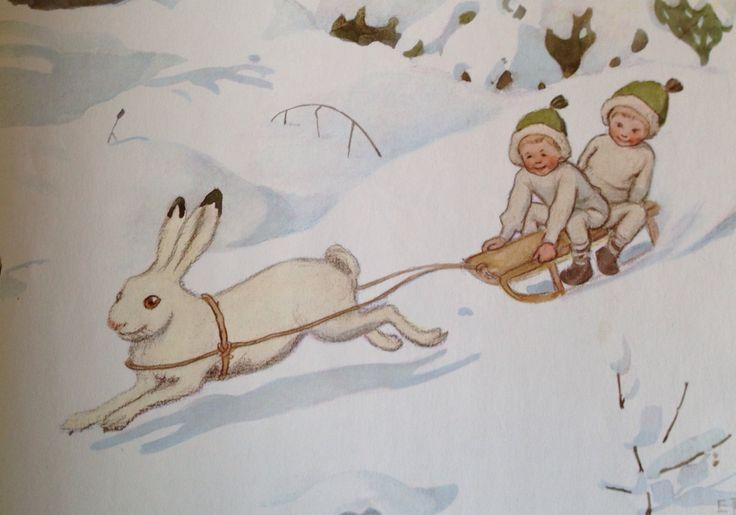 Elsa Beskow - De kabouterkinderen
