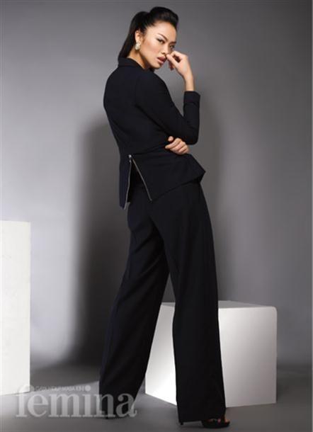 Stylist & Concept : Aulia Fitrisari, Talent : Kelly Tandiono