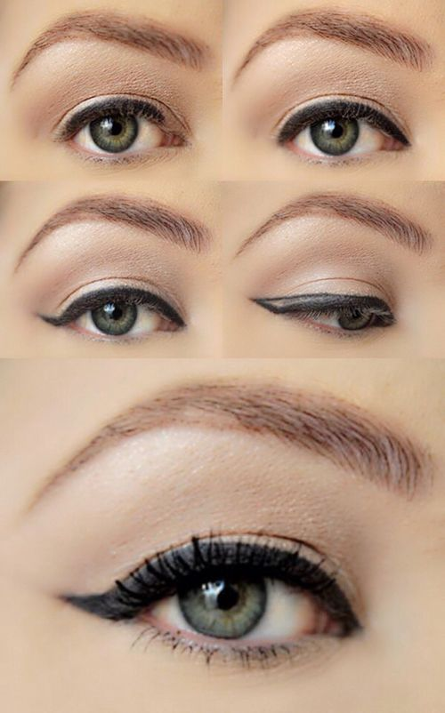 eyeliner for droopy eyes                                                                                                                                                                                 More