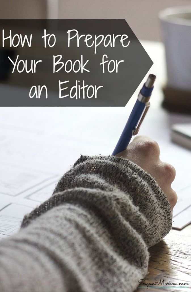 Find out how to prepare your book for an editor with these 4 writing tips! The editing process can be a wonderful opportunity for writers, so make the most of it by preparing ahead of time. ~ book writing ~ writer tips