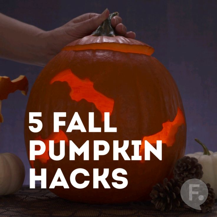 5 Pumpkin Hacks