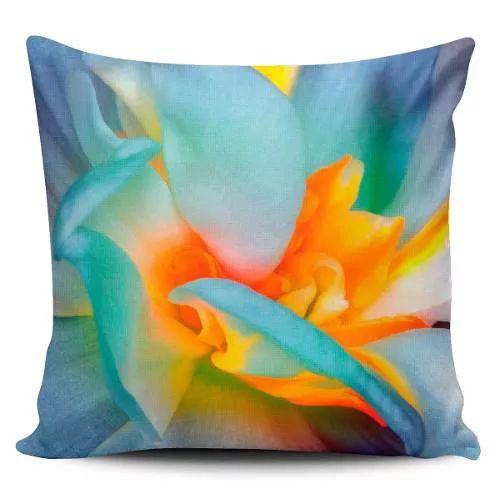 Cojin Decorativo Tayrona Store  Flor 01 - $ 43.200