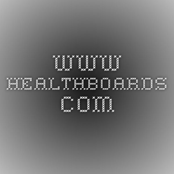 www.healthboards.com UTI & IC Sufferers READ THIS!