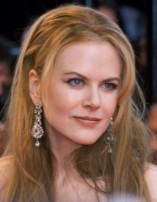 Nicole Kidman at the 2001 Cannes Film Festival