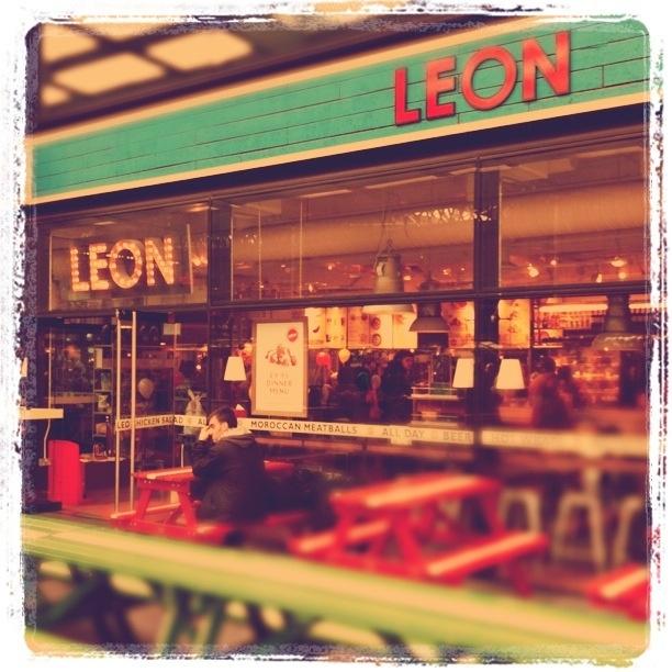 LEON, London