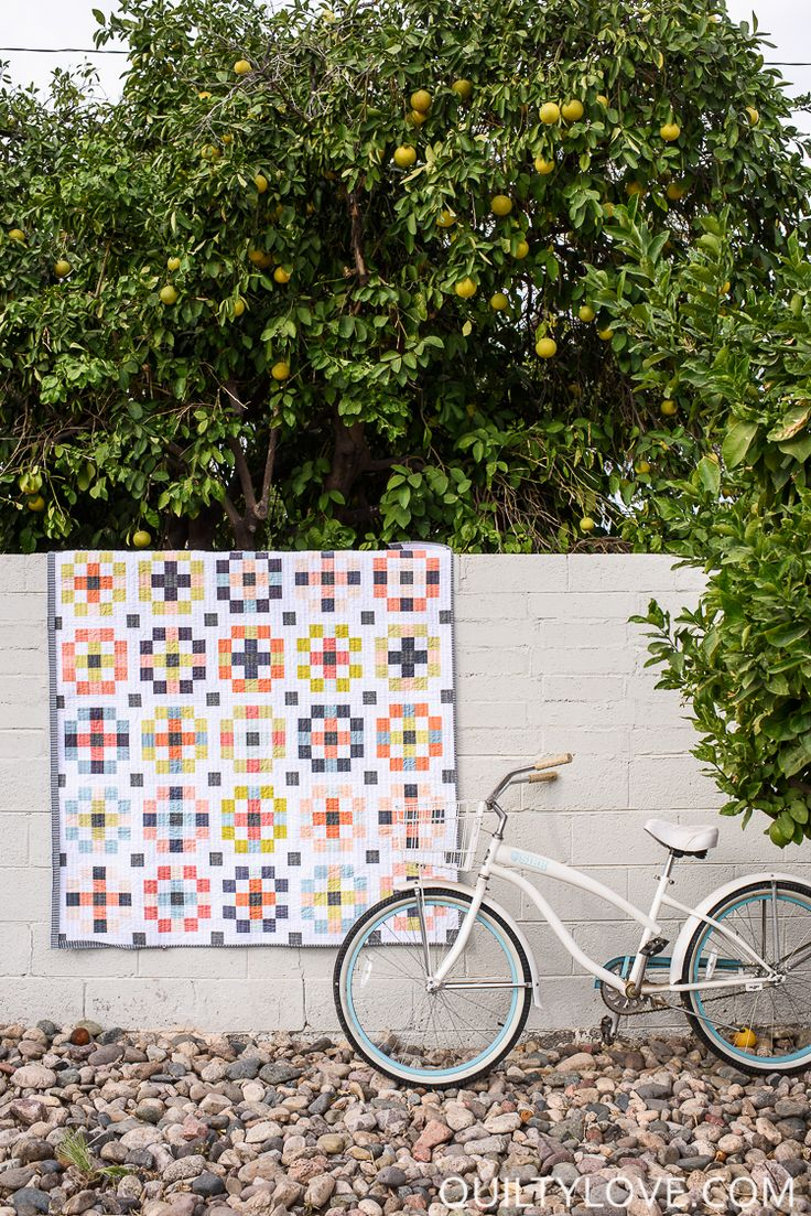 Crossroads Quilt Pattern - Quilty Love