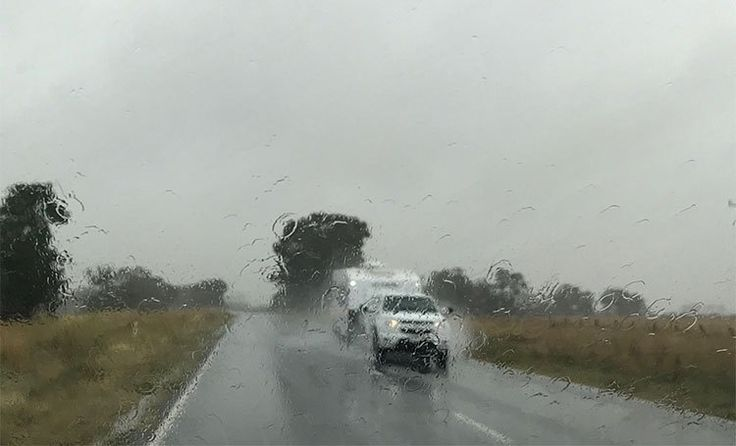 A day driving to Mildura from Melbourne