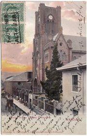 Iglesia de los SSCC antes de 1906