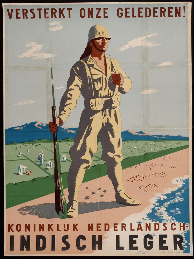 Koninklijk Nederlandsch Indisch Leger, 1945